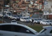 Associação dos taxistas repudia assassinato de motoristas por aplicativo | Foto: Felipe Iruatã | Ag. A TARDE
