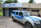 Cinco homens são presos em operação na orla de Camaçari | Foto: Divulgação | DT Abrantes