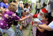 Voluntárias Sociais promovem evento de Natal para crianças e idosos | Foto: Divulgação