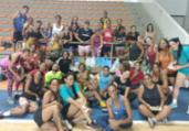 Baleado solidário em Cajazeiras ajuda vítimas da chuva | Divulgação