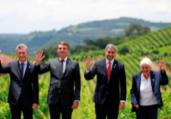 Bolsonaro passa presidência do Mercosul para o Paraguai | Reuters | Diego Vara | Direitos Reservados