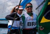 Brasileiras avançam no Mundial de Vela | Guillermo Arias | Lima 2019