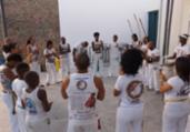 Projetos sociais promovem a capoeira na Bahia   Ascom   Sudesb