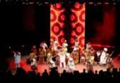 Ilê Aiyê encanta com espetáculo 'Charme da Liberdade' | Mateus Pereira | GOVBA