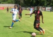 Em jogo-treino, Vitória Sub-20 vence o Olímpia | Letícia Martins | EC Vitória