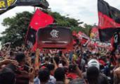 Flamengo parte em busca do bi do Mundial de Clubes   Divulgação   Flamengo