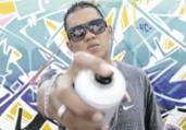 Grafiteiros baianos cobram respeito por meio da arte | Felipe Iruatã | Ag. A TARDE