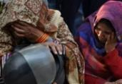 43 pessoas morrem em incêndio na Índia | Sajjad Hussain | AFP