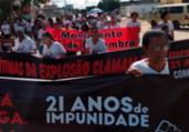 Grupo cobra punição por explosão de fábrica em 1998 | Tino Alves | Andaiá FM