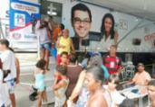 SAC Móvel realiza atendimento em municípios da Chapada | Luciano da Matta | Ag. A TARDE