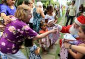 Voluntárias Sociais promovem evento de Natal | Divulgação