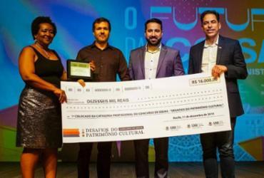 Adriano Mascarenhas recebe prêmios pela Requalificação da Colina Sagrada |