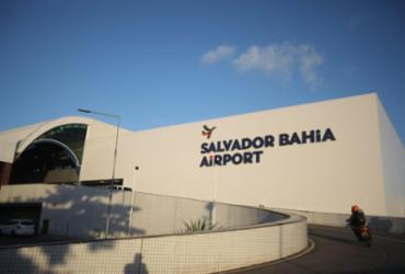 Aeroporto tem novo nome. E daí? A Fonte Nova também tem três | Felipe Iruatã | Ag. A TARDE | 11.12.2019