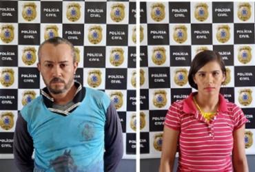 Pai e madrasta são presos por agredir criança de 11 anos | Divulgação | Polícia Civil