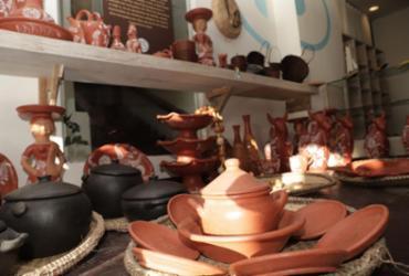 Artesanato produzido na Bahia ganha nova vitrine | Uendel Galter | Ag. A TARDE