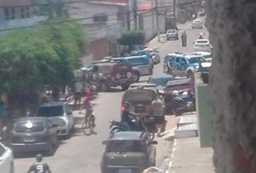 Casal é baleado durante assalto a mercadinho em Feira de Santana |