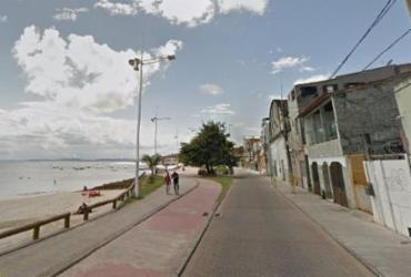 Suspeito é morto após tentar roubar carro de mulher na Ribeira | Raul Spinassé | Ag. A TARDE