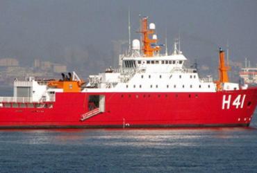 Brasil envia navio polar para ajudar nas buscas por avião chileno | Divulgação | Marinha