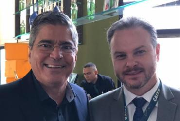Grupo Business Bahia recebe diretor da Caixa | Divulgação