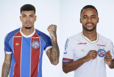 Bahia apresenta novos uniformes para a temporada 2020 | Divulgação | EC Bahia