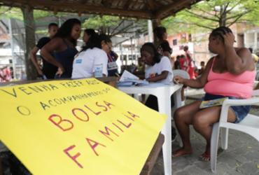 Dia D para o Bolsa Família tem baixa procura; prazo termina dia 30 | Uendel Galter | Ag. A TARDE