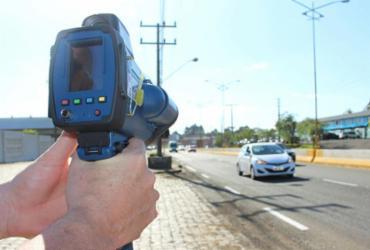Justiça determina que PRF volte a usar radares móveis em rodovias | Divulgação | Gov-SC