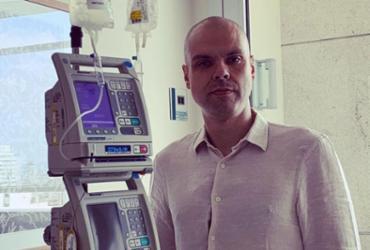 Bruno Covas encontra-se em 'excelente estado clínico', dizem médicos | Bruno Covas | Reprodução Instgram