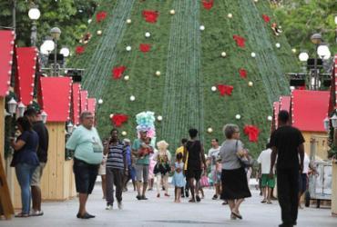 Campanha de Natal da CDL deve movimentar R$ 450 milhões em 21 dias | Raul Spinassé | Ag A TARDE