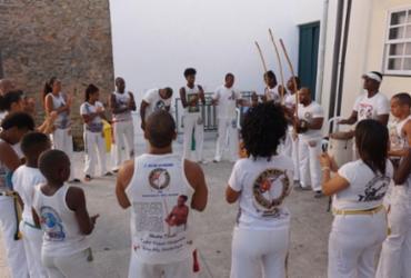 Projetos sociais promovem a capoeira em eventos na Bahia | Ascom | Sudesb