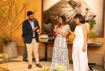 Casa 245 realizou workshop de vinhos na CasaCor Bahia | Divulgação