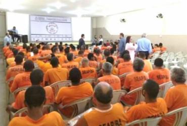 Certificação do PRONATEC Prisional é realizada em Juazeiro