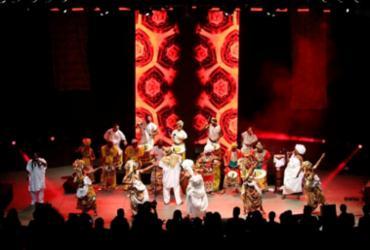 Concha Negra: Ilê Aiyê encanta com espetáculo 'Charme da Liberdade' | Mateus Pereira | GOVBA