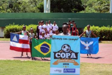 Jacuipense bate o Vitória e vence a Copa Dente de Leite 2019 | Divulgação