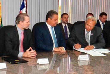 Acordo para instalação de Escritório Social é assinado durante inspeção no TJ-BA | Divulgação | TJ-BA
