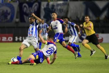Bahia vence CSA e encerra jejum no Brasileirão | Ailton Cruz | Gazeta Alagoas