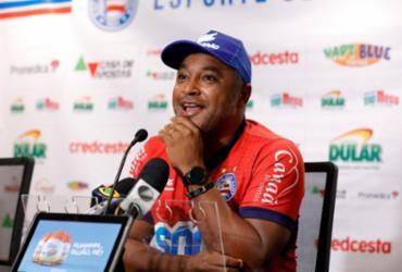 Roger indica João Pedro no meio e convoca torcida para duelo contra o Vasco | Felipe Oliveira | EC Bahia