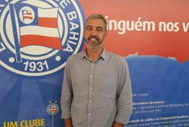 Bellintani comunica desligamento de Marcelo Vilhena, gerente de base do clube | Divulgação | EC Bahia