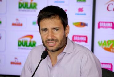 Sondado pelo Palmeiras, Diego Cerri garante que fica no Esquadrão | Felipe Oliveira | EC Bahia