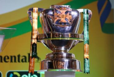 Saiba quais são os adversários da dupla BaVi na Copa do Brasil | Lucas Figueiredo | CBF