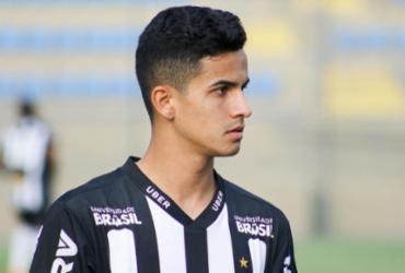 Lateral revelado pelo Atlético-MG pode estar próximo de acerto com Bahia | Reprodução | Instagram
