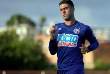 Pouco aproveitado no Bahia, zagueiro defenderá as cores do CRB em 2020 | Felipe Oliveira | EC Bahia