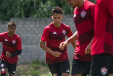 Sub-20 do Vitória inicia a preparação para a disputa da Copa São Paulo | Letícia Martins | EC Vitória