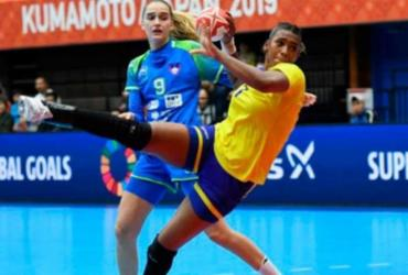 Mundial de handebol: seleção feminina termina na 17ª posição | Divulgação | IHF