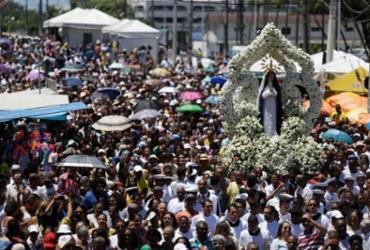 Festa da Conceição da Praia terá esquema especial de serviços | Raul Spinassé | Ag. A TARDE