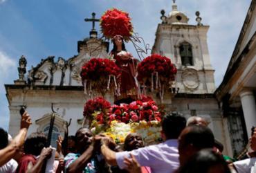 Programação especial marca Festa de Santa Luzia nesta sexta | Raul Spinassé | Ag. A TARDE