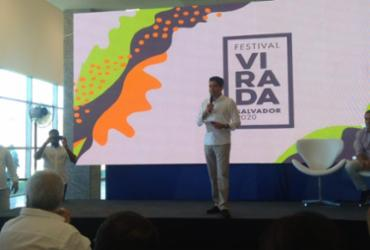 Confira as atrações do Festival Virada Salvador 2020 | Shagaly Ferreira | Ag. A TARDE