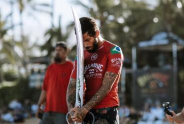 Disputa pelo título mundial fica entre três surfistas | Ed Sloane | WSL