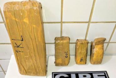 Homem é preso pela segunda vez em um mês no município de Ruy Barbosa | Divulgação | SSP
