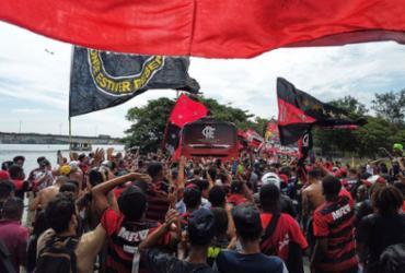 Flamengo parte em busca do bicampeonato do Mundial de Clubes da FIFA | Divulgação | Flamengo