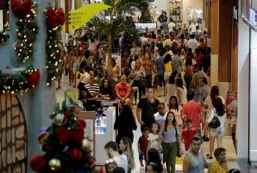 Shoppings de Salvador ampliam horário de funcionamento | Raul Spinassé | Ag. A TARDE